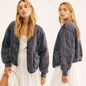 NWT Free People Mixed Signals Liner